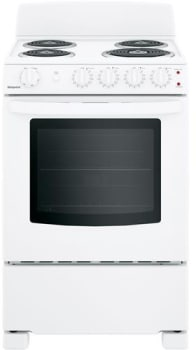 Hotpoint RAS240DMWW - Front View