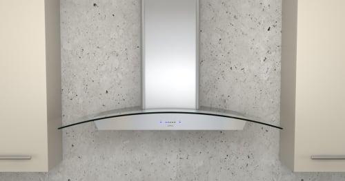 Zephyr Essentials Europa Ravenna ZRVE30BGC - Stainless Steel Front View