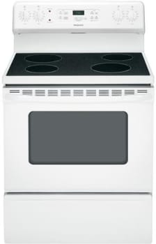 Hotpoint RB560DHWW - RB560DHWW Front View