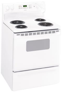 Hotpoint RB757WHWW - Featured View