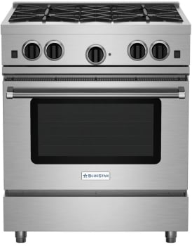 BlueStar Culinary Series RCS304BV2NG - Front View