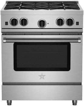 "BlueStar Culinary Series RCS304BV2 - 30"" RCS Series Gas Range"