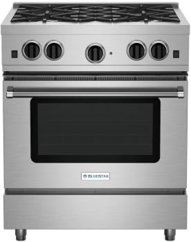 BlueStar Sealed Burner Series RCS30SBV2NG - Front View