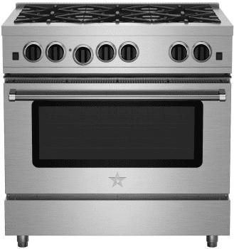 BlueStar Culinary Series RCS36SBV2 - 36 Inch Culinary Series Range