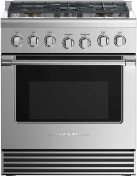 Fisher & Paykel Professional RDV2305NN - Front View