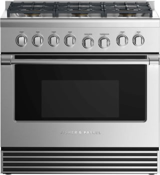 Fisher & Paykel Professional RDV2366LN - Front View