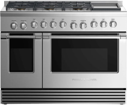 Fisher & Paykel Professional RDV2486GDLN - Front View
