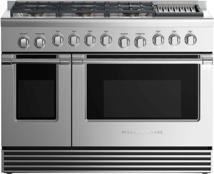 Fisher & Paykel Professional RDV2486GLNN - Front View