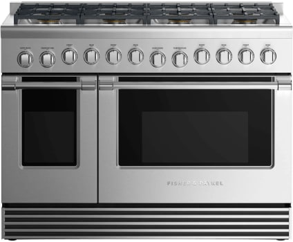 Fisher & Paykel Professional RDV2488LN - Front View