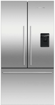 Fisher & Paykel Active Smart RF201ADUSX5N - Front View