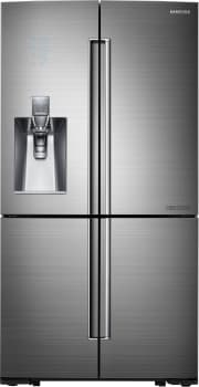 Samsung Chef Collection RF24J9960S4 - Samsung Chef Collection 4-Door Counter-Depth Refrigerator