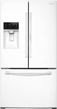 Samsung RF28HDEDPWW - 36 Inch French Door Refrigerator from Samsung