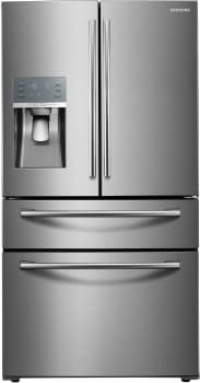 Samsung RF28JBEDBSR - Samsung 28 cu. ft. French Door Refrigerator