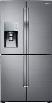Samsung RF28K9070SR - Samsung's 28 cu. ft. 4-Door Flex Refrigerator in Stainless Steel - RF28K9070SR