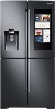 Samsung RF28M9580SG - Samsung Family Hub 4-Door Refrigerator