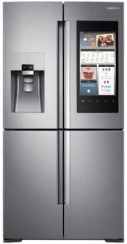 Samsung RF28M9580SR - Samsung Family Hub 4-Door Refrigerator