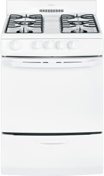 Hotpoint RGA724EKWH - Front View