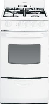 Hotpoint RGA820DEDWW - Front View