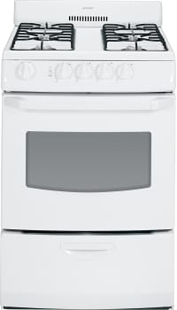Hotpoint RGA824DEDWW - Front View