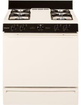 Hotpoint RGB518PCHCT - Front View