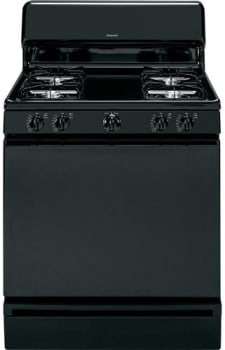 Hotpoint RGB525DEHBB - Front View