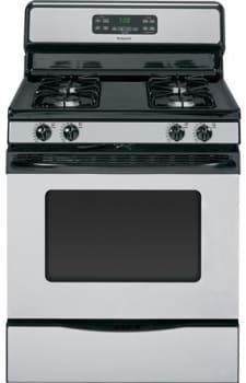 Hotpoint RGB780REHSS - Front View