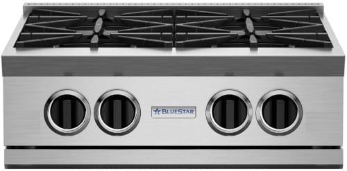 BlueStar RGTNB Series RGTNB244BV2NG - Front View