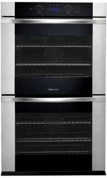 Dacor Renaissance RNOV230B - Black with Stainless Steel Trim