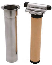 Rohl U18122 - Inline Filter Kit w/ Cartridge