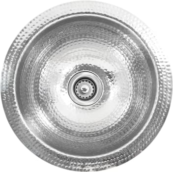 Nantucket Sinks Brightwork Home Collection ROS - Top View