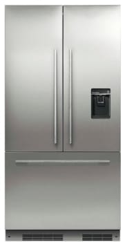 Fisher & Paykel Active Smart RS36A72U1 - Shown with stainless steel panels (Sold separately)