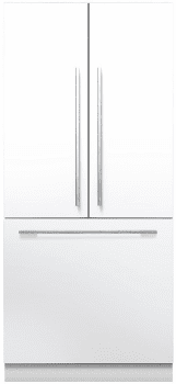 Fisher & Paykel Active Smart RS36A80J1 - Shown with custom wood panels