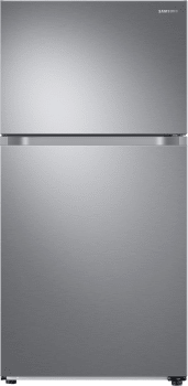 Samsung RT21M6213SR - Stainless Steel Front View
