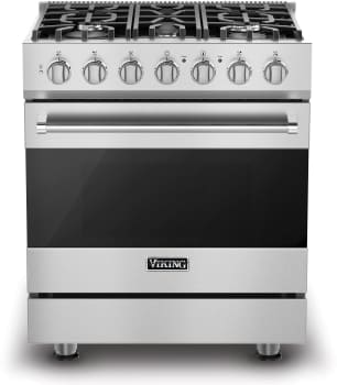 Viking 3 Series RVGR33025BSS - Stainless Steel