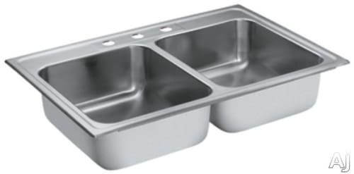 Moen Lancelot S22317 - Sink