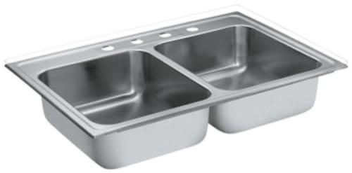 Moen Lancelot S22395 - Sink