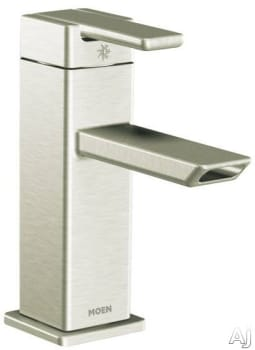 Moen 90° S6700BN - Brushed Nickel