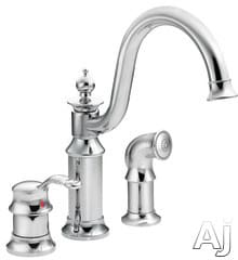 Moen Waterhill S711X - Chrome
