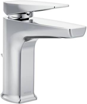 Moen Via S8000 - Chrome One-Handle Bathroom Faucet