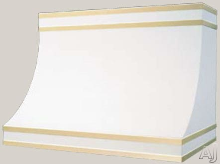 Prizer Hoods Sahara Flat Sides Series SAHA54SS - Sahara Flat Sides Wall Mounted