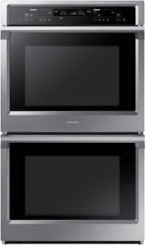 Samsung NV51K6650DS - Double Electric Wall Oven from Samsung