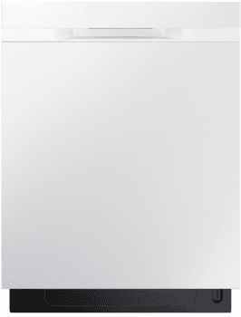Samsung DW80K5050UW - White Front View