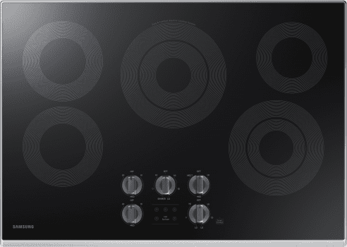 Three burner cooktop gas
