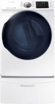 Samsung DV45K6200EW - Samsung Electric Dryer - White