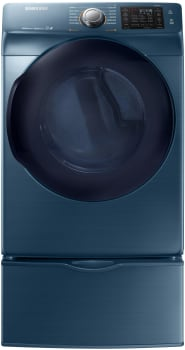 Samsung DV45K6200GZ - Samsung Electric Dryer - Azure