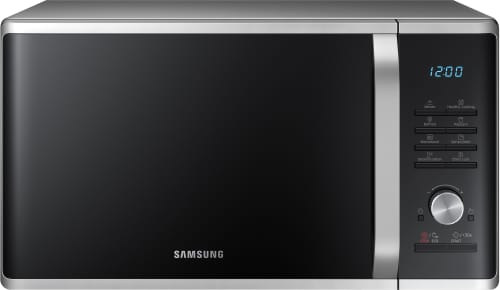 Samsung MS11K3000AS - Samsung's Silver Sand Countertop Microwave