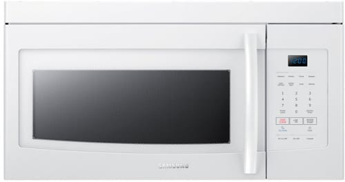 Samsung ME16K3000AW - Samsung Over-the-Range Microwave
