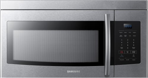 Samsung ME16K3000A - Stainless Steel