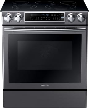 Samsung NE58K9500SG - Samsung Electric Range with 5-Burner Cooktop