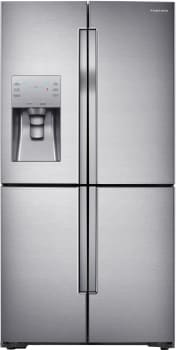 Samsung RF23J9011SR - 36 Inch Counter Depth French Door Refrigerator from Samsung